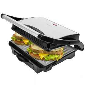 Retourdeal R2 - Cecotec Contactgrill Perfect toasting - Tosti apparaat - Tostiijzer
